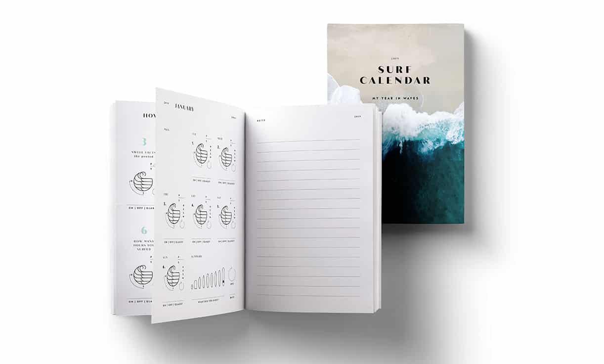 Surf Calendar