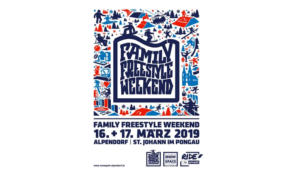 Family Freestyle Weekend 2019