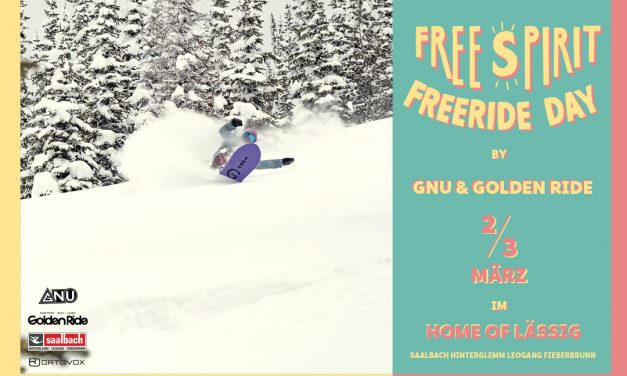 GNU Girls Free Spirit Freeride Day presented by Golden Ride
