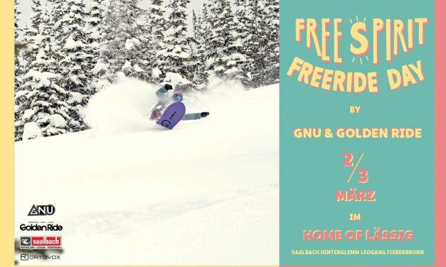 GNU Girls Free Spirit Freeride Day presented by Golden Ride