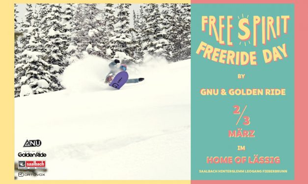 Anmeldung – GNU Girls Free Spirit Freeride Day presented by Golden Ride