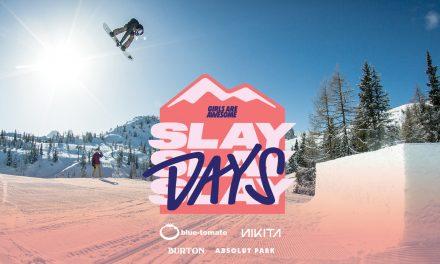 Slay Days 2019 in Flachauwinkl