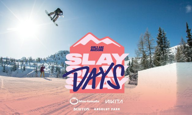 Slay Days 2019 in Flachauwinkl