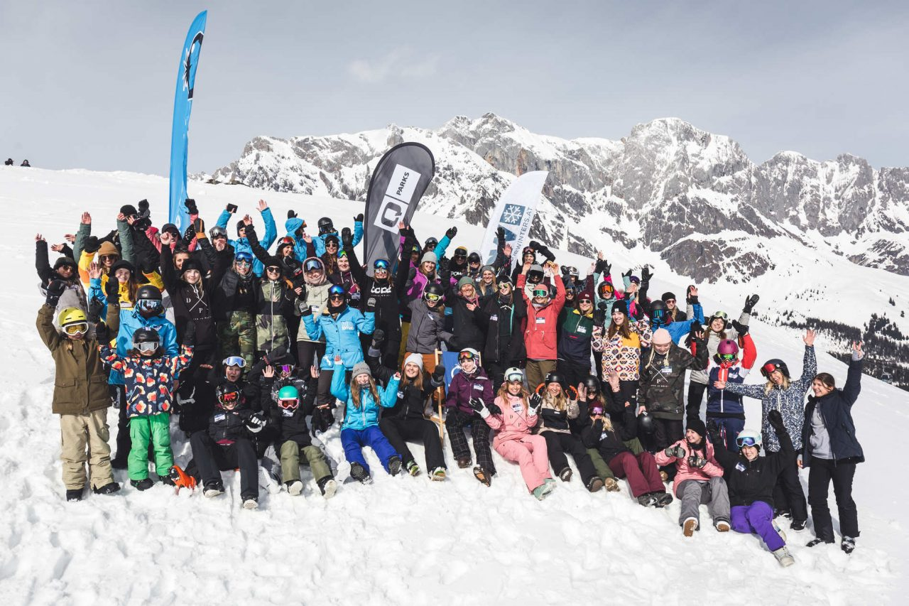 Girls Shred Session - Großes Finale