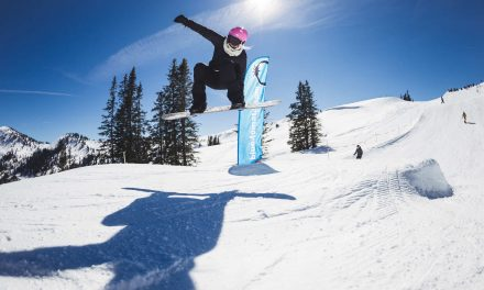 Girls Shred Session by Blue Tomato