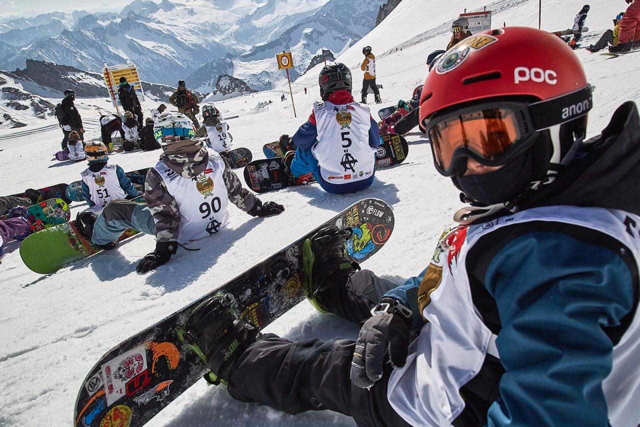 Contest Day bei der Zillertal Välley Rälley