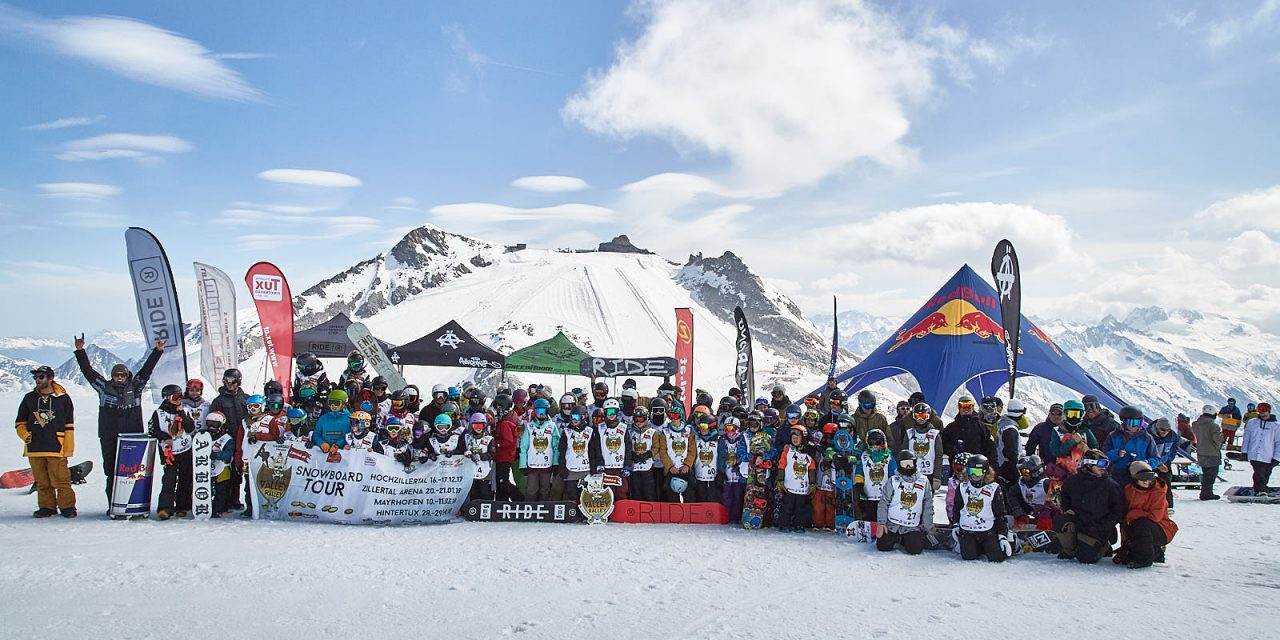 6. Zillertal Välley Rälley – Großes Finale am Hintertuxer Gletscher