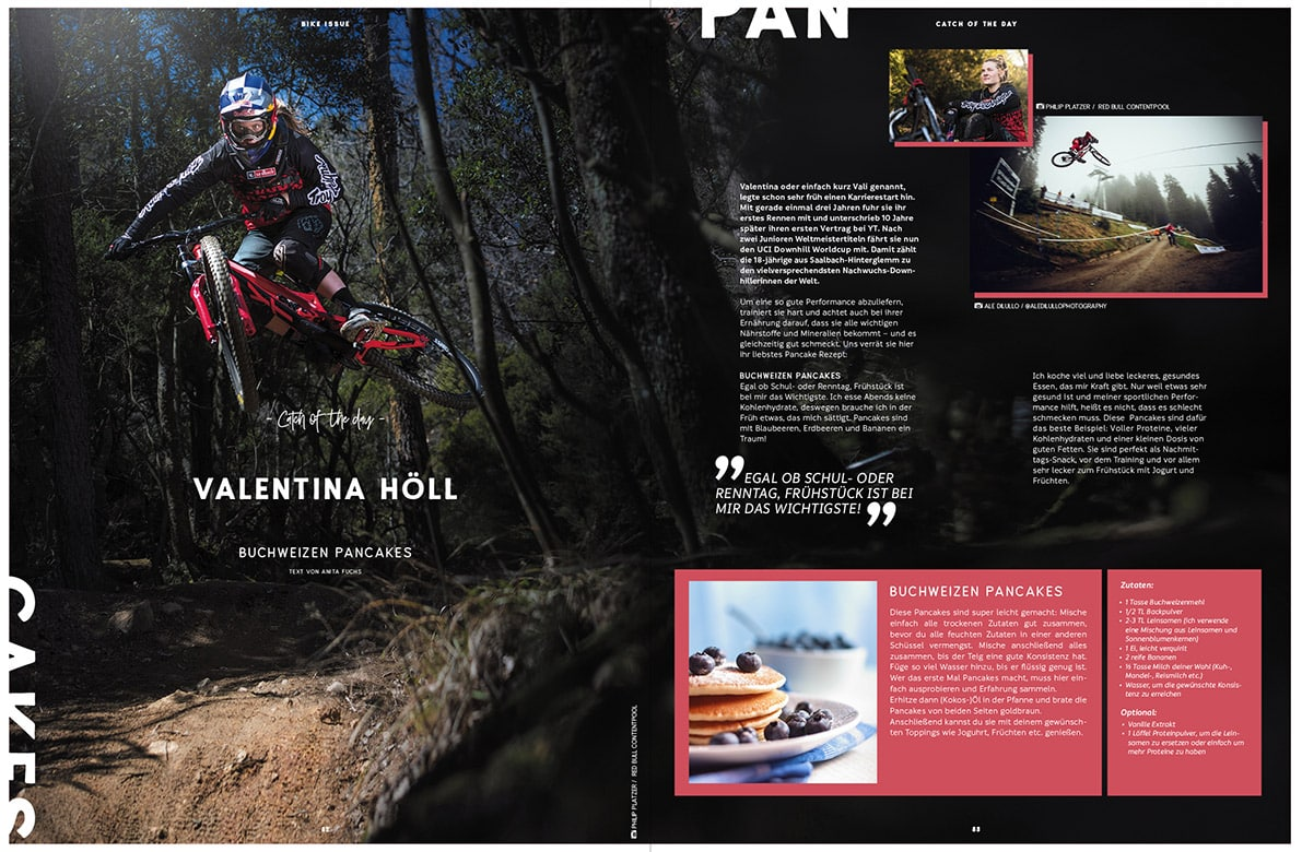 Golden Ride Mountainbike Ausgabe