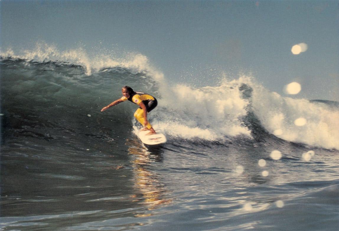 Surferin Lisa Anderson Trouble
