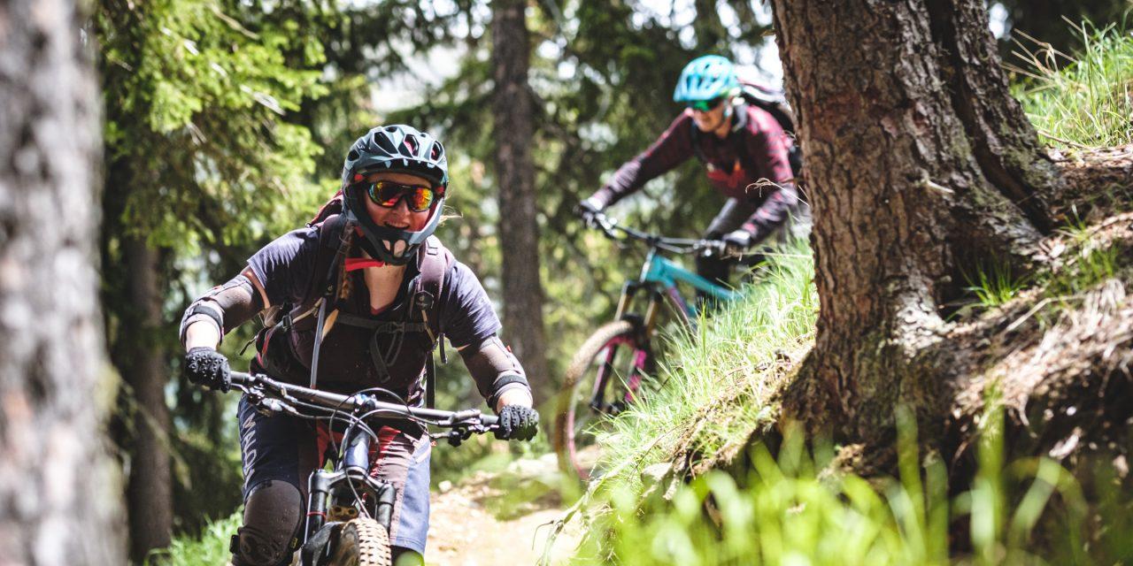 Die ersten Trails, die mich zum Grinsen brachten – Women's Bike Camp Reschenpass