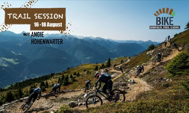 Trail Sessions – Girls Shred mit Angie Hohenwarter
