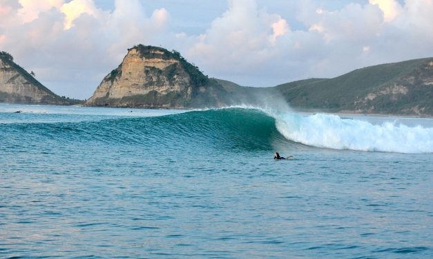 Drop in Lombok – Technique Surf Coaching