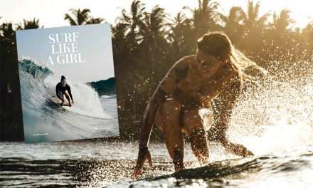 Surf like a girl – Bildband über Surferinnen!