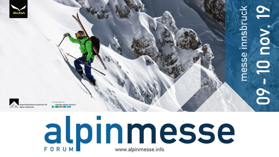 Alpinmesse Innsbruck 2019