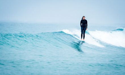 Longboarderin: Nienke Duinmeijer