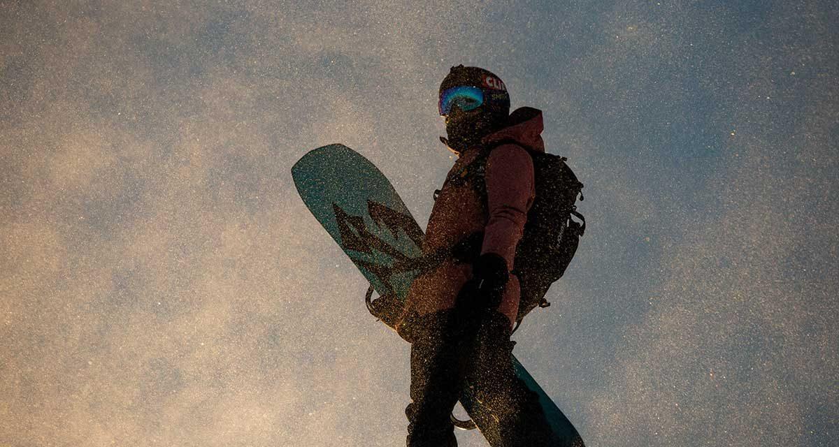 Jones Snowboard: Women's Flagship
