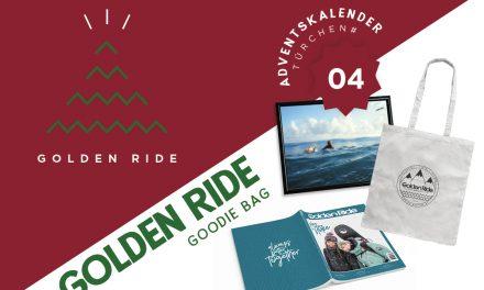 Adventskalender – 4. Türchen: Golden Ride Goodie Bag