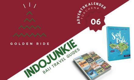 Adventskalender – 6. Türchen: Bali-Reiseführer von indojunkie