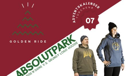 Adventskalender – 7. Türchen: Absolut Park Hoodie