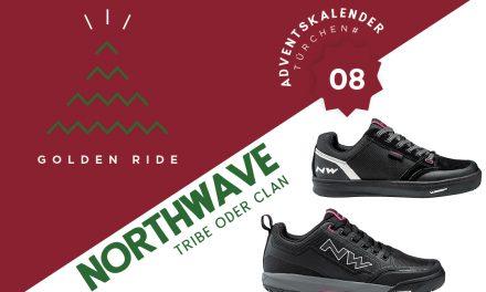 Adventskalender – 8. Türchen: Flat Pedal Schuhe von Northwave
