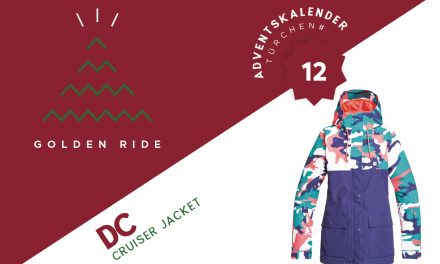 Adventskalender – 12. Türchen: DC Cruiser Jacke