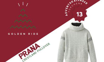 Adventskalender – 13. Türchen: Crestland Pullover von Prana