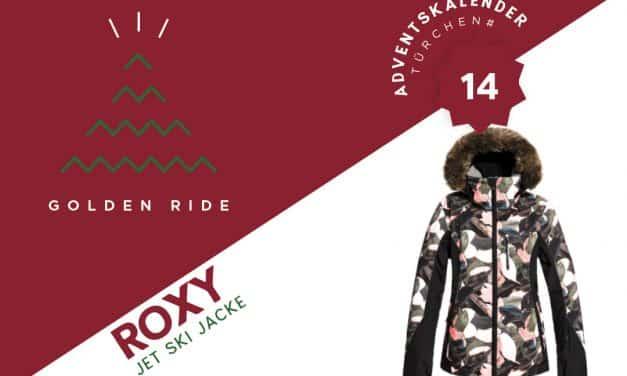 Adventskalender – 14. Türchen: Jet Ski Jacke von Roxy