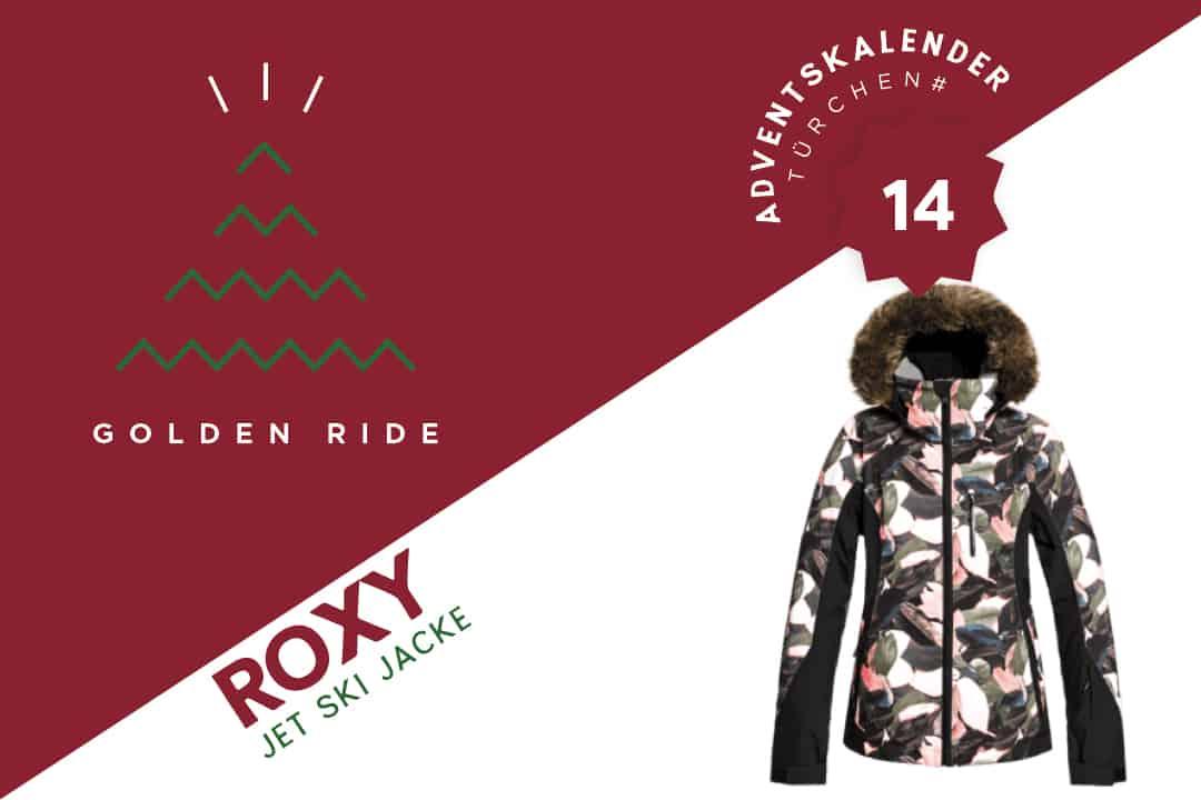 Roxy Jet Ski Jacke