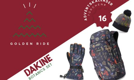 Adventskalender – 16. Türchen: Dakine Snow-Package