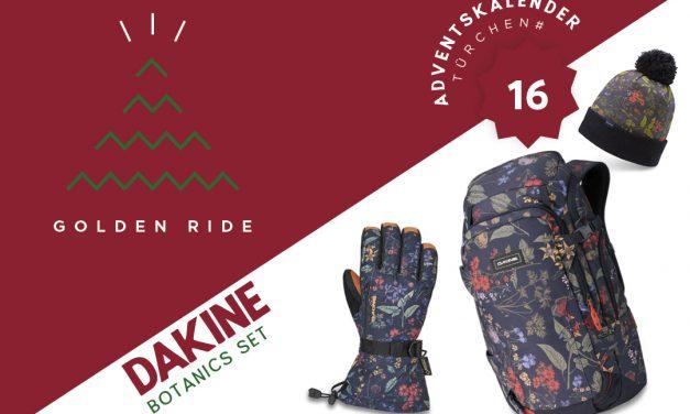 Adventskalender – 16. Türchen: Dakine Snow-Package