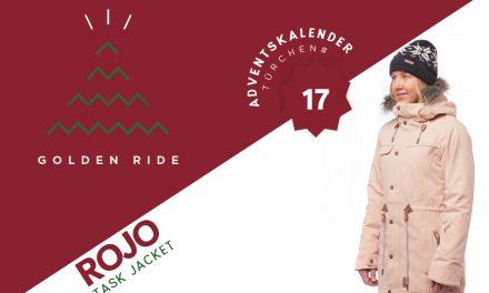 Adventskalender – 17. Türchen: Task Jacket von Rojo