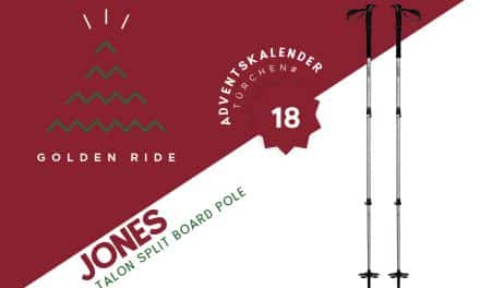 Adventskalender – 18. Türchen: Talon Splitboard Poles von Jones