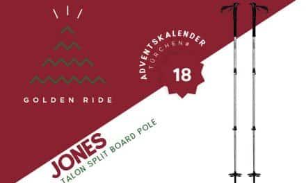 Adventskalender – 18. Türchen: Talon Splitboard Poles von Jones
