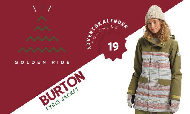 Adventskalender – 19. Türchen: Eyris Jacket von Burton