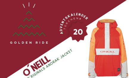 Adventskalender – 20. Türchen: O'Riginals Anorak Jacket von O'Neill