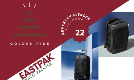 Adventskalender – 22. Türchen: Travel Package von Eastpak
