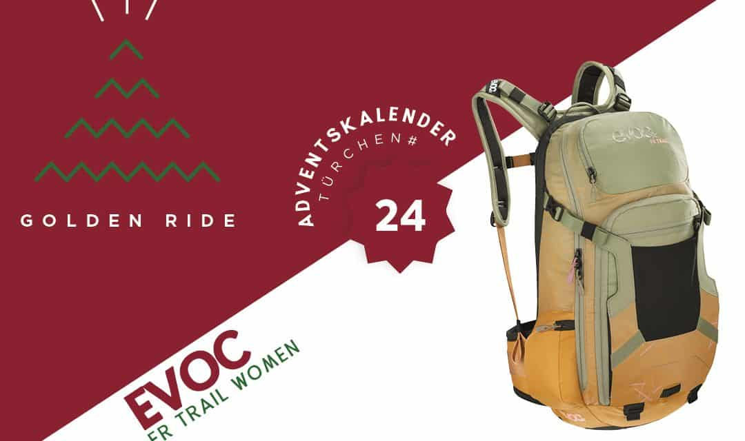 Adventskalender – 24. Türchen: FR Trail Women von Evoc