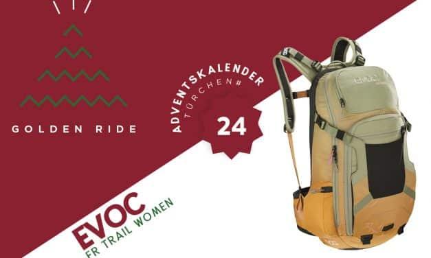 Adventskalender – 24. Türchen: FR Trail Women von Evoc