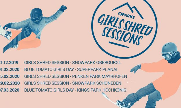 Girls Shred Sessions – Termine 2019/2020