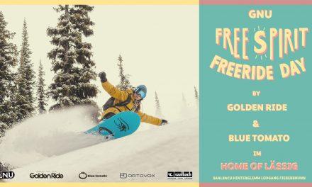 GNU Free Spirit Freeride Day by Golden Ride & Blue Tomato