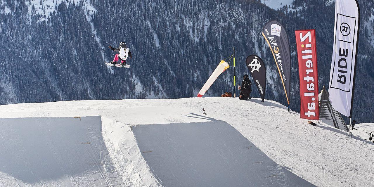 2. Tourstopp der Välley Rälley in der Zillertal Arena