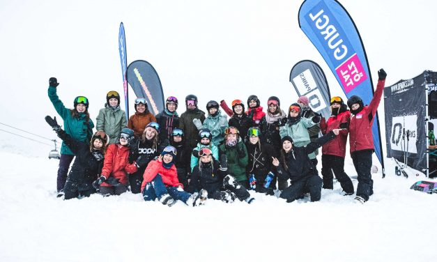 Recap: Girls Shred Session Obergurgl