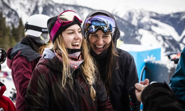 Girls Shred Session – Blue Tomato Girls Day