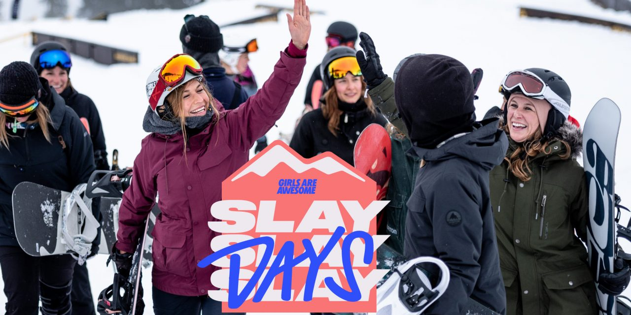 Girls Are Awesome – Slay Days am Patscherkofel