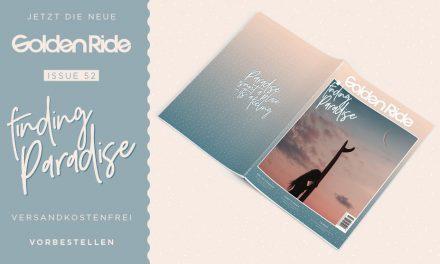Golden Ride Surf Issue 2020 vorbestellen