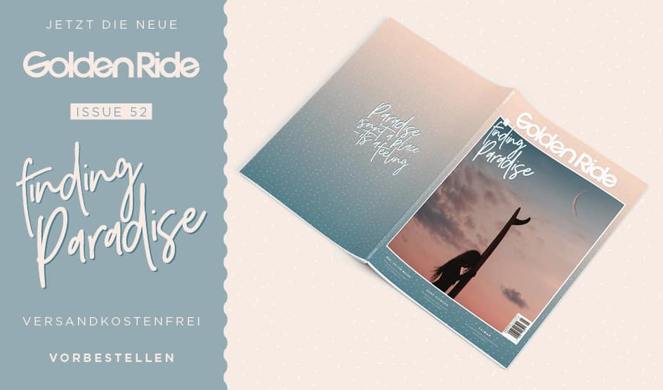Golden Ride Surf Issue 2020 vorbestellen