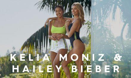 Roxy Sister Collection – Hailey Bieber x Kelia Moniz