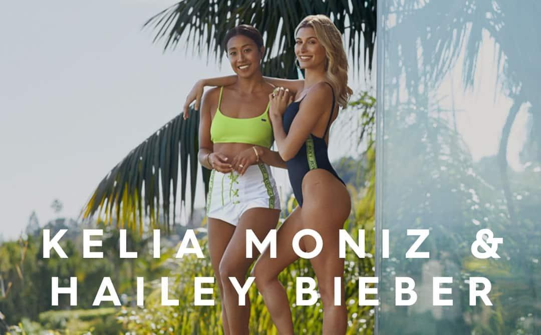 Roxy Sister Collection - Hailey Bieber x Kelia Moniz Header