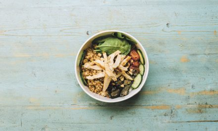 Catch of the day – Hermine Bonvallet Poke Bowl