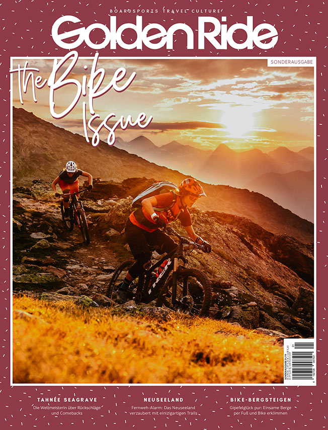 Golden Ride Bike Issue